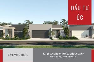 ĐẦU TƯ ÚC: Dự án nhà ở Lilybrook