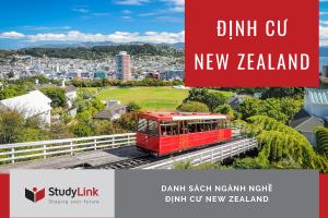 ĐỊNH CƯ NEW ZEALAND: Danh sách ngành nghề định cư