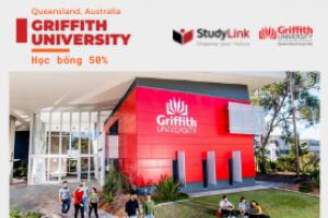 Cùng StudyLink tìm hiểu về học bổng 50% Griffith University - Úc