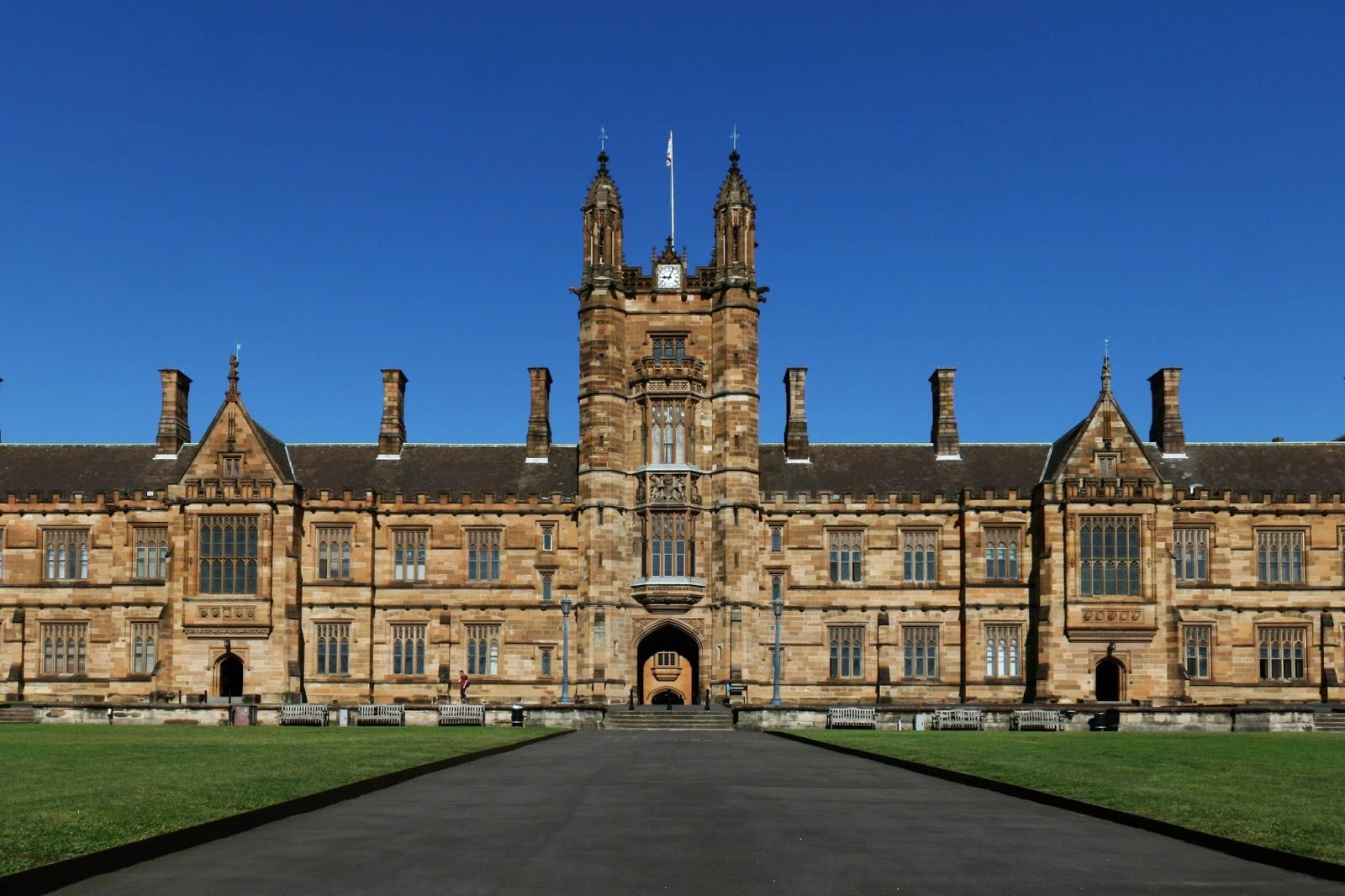 Australian Universities & Colleges